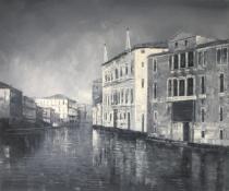 obrazy, reprodukce, Benátky