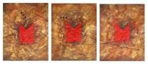 obrazy, reprodukce, Obraz abstrakce