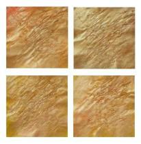obrazy, reprodukce, Abstrakce zlatá
