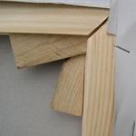 dřevěné napínací blind rámy pro ručně malované obrazy