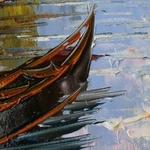 provedení a výroba ručně malovaných obrazů