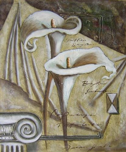 obraz Dvě kaly