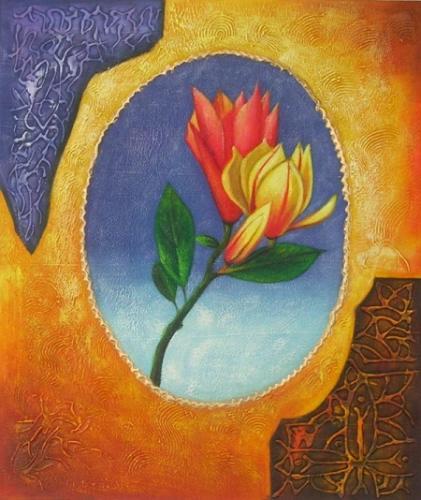 obraz Romantická růže