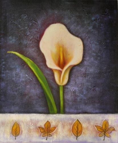 obraz Žlutý kalich