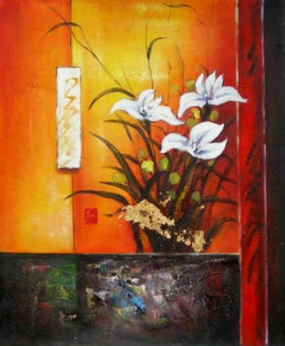 obraz Svazek květů