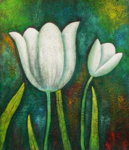 Provedení ručně malovaného obrazu (na objednávku) 07109945db