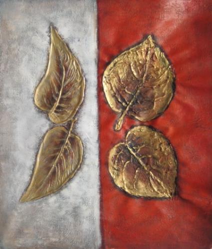 obraz Zlaté listy