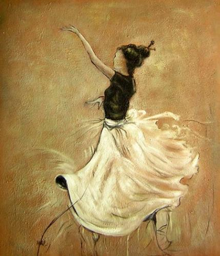 obraz Baletka