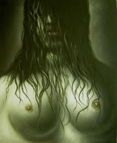 obraz Žena bez tváře