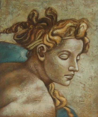 obraz Antická žena