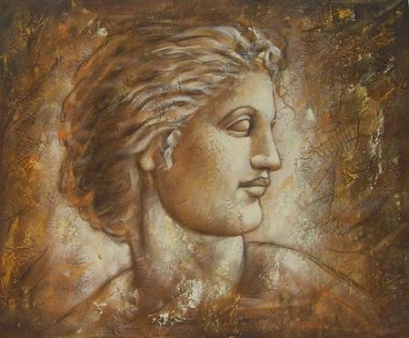 obraz Antický muž