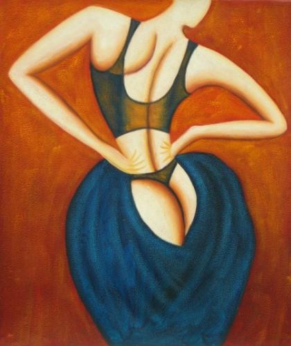 obraz Břišní tanečnice