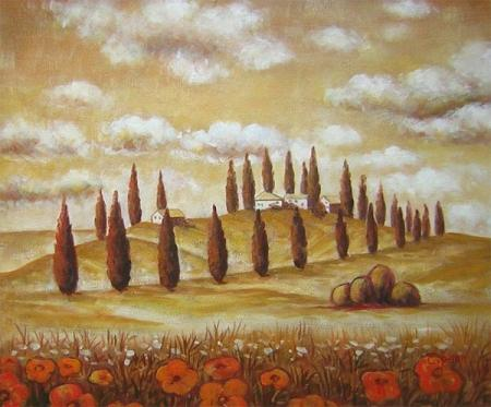 obraz Oáza