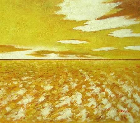 obraz Zlaté pole