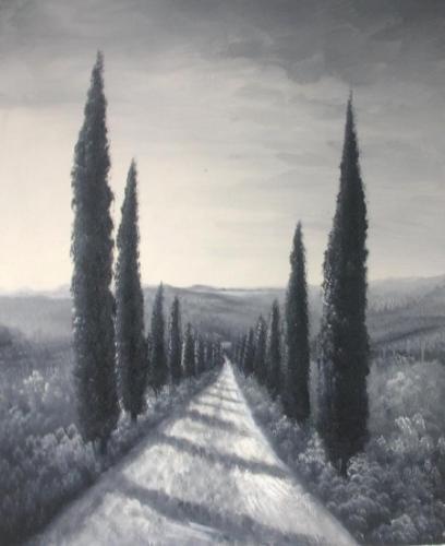 obraz Venkovská cesta