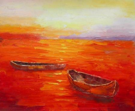 obraz Rudé moře