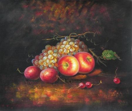 obraz Zátiší s ovocem