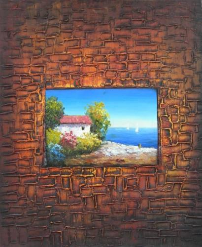 obraz Výhled na moře