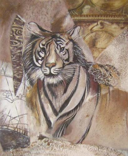 obraz Tygřice