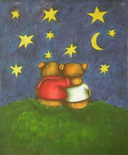 obraz Klidná noc