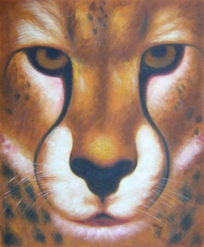 obraz Detail Tygra