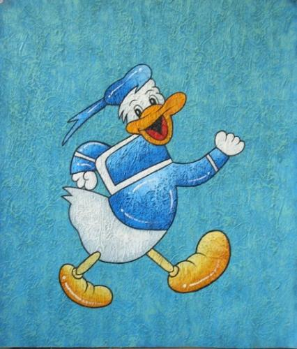 obraz Kačer Donald