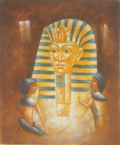 obraz Sfinga