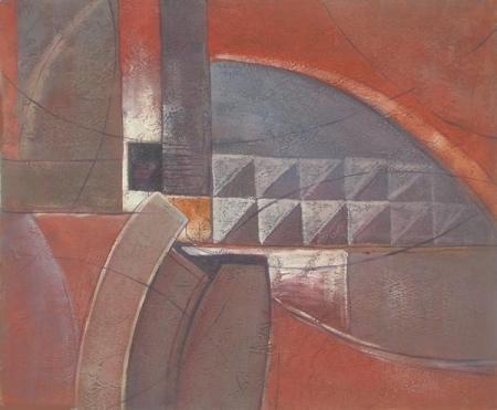 obraz Moderní tvary