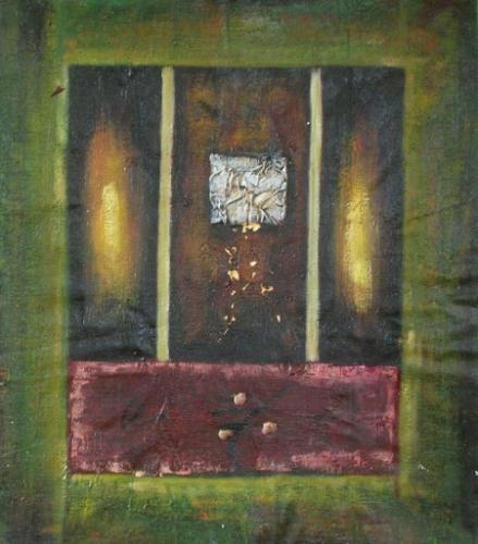obraz Okno do neznáma