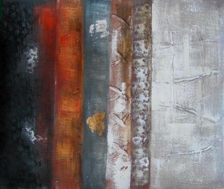 obraz Škála barev