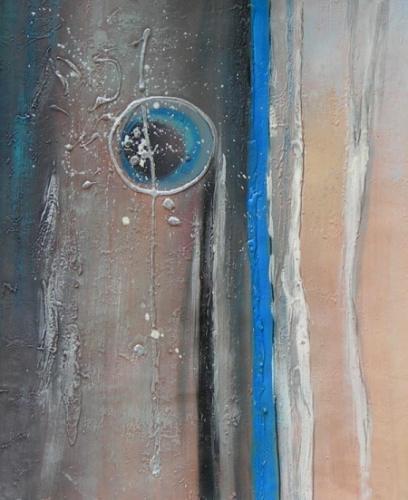 obraz Oko ve vodopádu