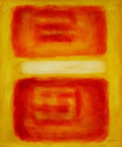 obraz Oranžové mámení
