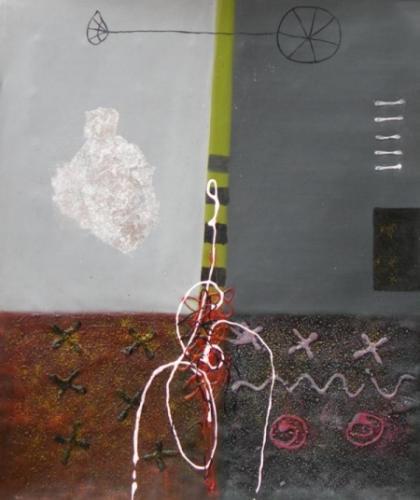 obraz Moderní umění