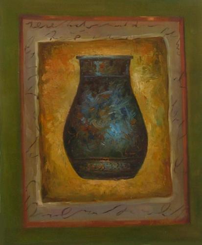 obraz Starověká nádoba