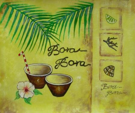 obraz Bora Bora