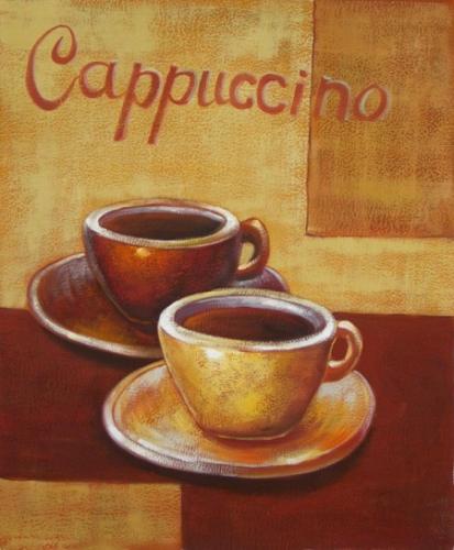 obraz Cappuccina