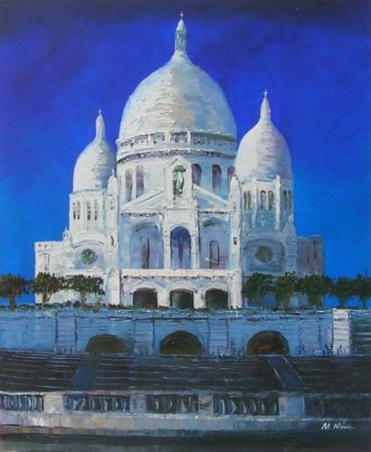 obraz Bazilika Sacré-Coeur