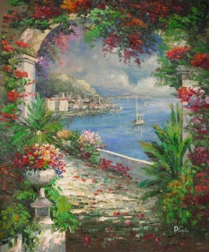 obraz Pohled na moře