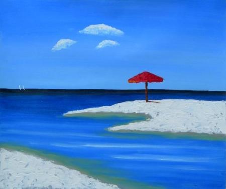 obraz Pláž u moře