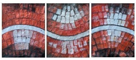 obraz Abstrakce cesta
