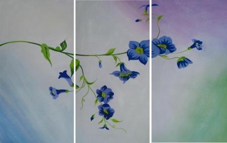 obraz Něžný květ