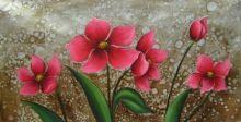 obraz Květy I