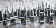 obraz Ruch města