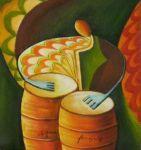 obraz Bubeník