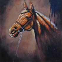 obrazy, reprodukce, Kôň