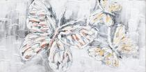 obrazy, reprodukce, Motýle 2