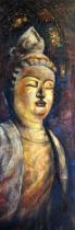 Lidé, postavy - Budha, obrazy ručně malované
