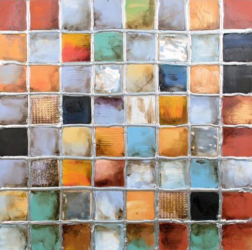 obraz Mozaika