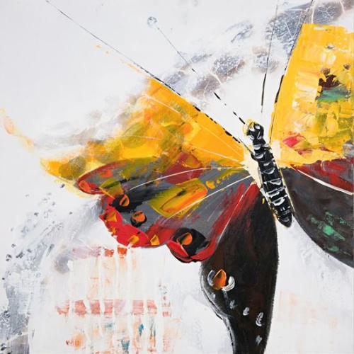 obraz Motýľ