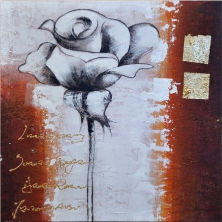 obraz Růže 2